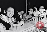 Image of Soda fountain shop United States USA, 1949, second 4 stock footage video 65675035595