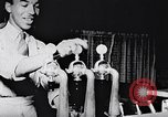 Image of Soda fountain shop United States USA, 1949, second 9 stock footage video 65675035595