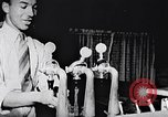 Image of Soda fountain shop United States USA, 1949, second 12 stock footage video 65675035595