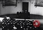 Image of Tuskegee University graduation ceremony Tuskegee Alabama USA, 1949, second 3 stock footage video 65675035596