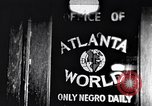 Image of Negro advancement in education Atlanta Georgia USA, 1949, second 1 stock footage video 65675035597
