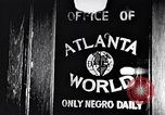 Image of Negro advancement in education Atlanta Georgia USA, 1949, second 2 stock footage video 65675035597