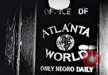 Image of Negro advancement in education Atlanta Georgia USA, 1949, second 4 stock footage video 65675035597