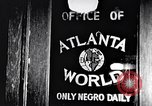 Image of Negro advancement in education Atlanta Georgia USA, 1949, second 6 stock footage video 65675035597