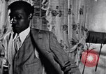 Image of Negro Artists New York City USA, 1937, second 3 stock footage video 65675035599