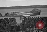 Image of F-104 plane Taiwan Kuang Kuan air base, 1960, second 12 stock footage video 65675035612