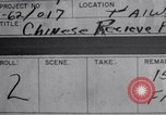Image of F-104 plane Taiwan Kuang Kuan air base, 1960, second 1 stock footage video 65675035614