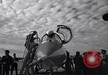 Image of F-104 plane Taiwan Kuang Kuan air base, 1960, second 7 stock footage video 65675035618