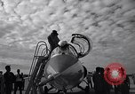 Image of F-104 plane Taiwan Kuang Kuan air base, 1960, second 10 stock footage video 65675035618