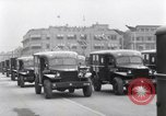 Image of military parade Taipei Taiwan, 1955, second 8 stock footage video 65675035639