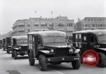 Image of military parade Taipei Taiwan, 1955, second 10 stock footage video 65675035639