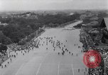 Image of military parade Taipei Taiwan, 1955, second 12 stock footage video 65675035640