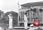 Image of military parade Taipei Taiwan, 1955, second 1 stock footage video 65675035643