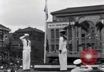 Image of military parade Taipei Taiwan, 1955, second 2 stock footage video 65675035643