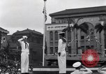 Image of military parade Taipei Taiwan, 1955, second 4 stock footage video 65675035643