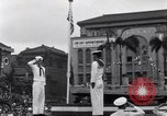 Image of military parade Taipei Taiwan, 1955, second 5 stock footage video 65675035643
