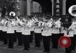 Image of military parade Taipei Taiwan, 1955, second 9 stock footage video 65675035643
