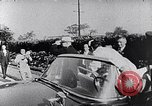 Image of Dwight D Eisenhower Taipei Taiwan, 1960, second 2 stock footage video 65675035657