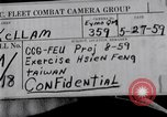 Image of Exercise Hsien Feng Taiwan, 1959, second 1 stock footage video 65675035660