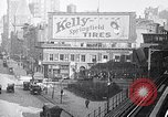 Image of buildings New York City USA, 1916, second 2 stock footage video 65675035664