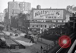 Image of buildings New York City USA, 1916, second 4 stock footage video 65675035664