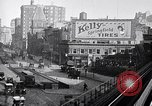 Image of buildings New York City USA, 1916, second 5 stock footage video 65675035664