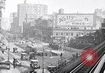 Image of buildings New York City USA, 1916, second 6 stock footage video 65675035664