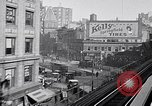 Image of buildings New York City USA, 1916, second 7 stock footage video 65675035664