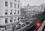 Image of buildings New York City USA, 1916, second 8 stock footage video 65675035664