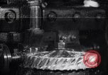 Image of worm gear cutting machine New York City USA, 1916, second 1 stock footage video 65675035666