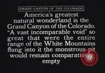 Image of Grand Canyon Arizona United States USA, 1916, second 1 stock footage video 65675035683
