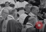 Image of Pope Paul VI formally elevates new Cardinals in Sistine Chapel Rome Italy, 1967, second 7 stock footage video 65675035695