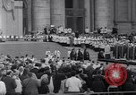 Image of Pope Paul VI formally elevates new Cardinals in Sistine Chapel Rome Italy, 1967, second 10 stock footage video 65675035695
