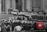 Image of Pope Paul VI formally elevates new Cardinals in Sistine Chapel Rome Italy, 1967, second 11 stock footage video 65675035695