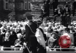 Image of Queen Elizabeth cutting cake at a party for children Ottawa Ontario Canada, 1967, second 7 stock footage video 65675035696