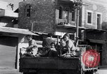 Image of Israeli soldiers occupying Palestinian town in 1948 Israel, 1948, second 12 stock footage video 65675035701