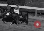Image of Preakness Stakes won by Citation with Jockey Arcaro up Baltimore Maryland USA, 1948, second 6 stock footage video 65675035703