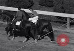 Image of Preakness Stakes won by Citation with Jockey Arcaro up Baltimore Maryland USA, 1948, second 8 stock footage video 65675035703