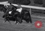 Image of Preakness Stakes won by Citation with Jockey Arcaro up Baltimore Maryland USA, 1948, second 9 stock footage video 65675035703