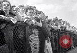 Image of Preakness Stakes won by Citation with Jockey Arcaro up Baltimore Maryland USA, 1948, second 10 stock footage video 65675035703