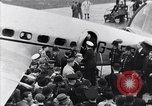 Image of Neville Chamberlain departing for Munich London England United Kingdom, 1938, second 2 stock footage video 65675035705