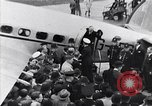 Image of Neville Chamberlain departing for Munich London England United Kingdom, 1938, second 3 stock footage video 65675035705