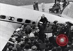 Image of Neville Chamberlain departing for Munich London England United Kingdom, 1938, second 4 stock footage video 65675035705