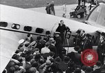 Image of Neville Chamberlain departing for Munich London England United Kingdom, 1938, second 5 stock footage video 65675035705