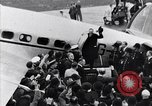 Image of Neville Chamberlain departing for Munich London England United Kingdom, 1938, second 7 stock footage video 65675035705