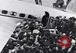 Image of Neville Chamberlain departing for Munich London England United Kingdom, 1938, second 9 stock footage video 65675035705
