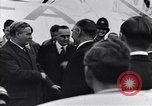 Image of Neville Chamberlain departing for Munich London England United Kingdom, 1938, second 12 stock footage video 65675035705