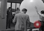 Image of Weather balloon being released from Washington National Airport Washington DC USA, 1941, second 4 stock footage video 65675035708