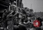 Image of Winston and Lady Churchill visit bombed area in Plymouth England Plymouth England, 1942, second 6 stock footage video 65675035709