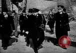 Image of Winston Churchill visiting bombed area of Britain United Kingdom, 1942, second 2 stock footage video 65675035710